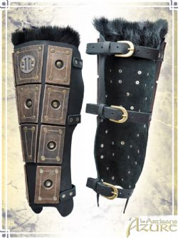 GREAVES -  NOMAD GREAVES