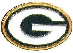 GREEN BAY PACKERS -  LOGO PIN