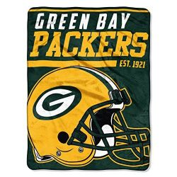 GREEN BAY PACKERS -  SUPER SOFT THROW (46