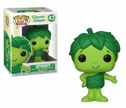 GREEN GIANT -  POP! VINYL FIGURE OF SPROUT (4 INCH) 43