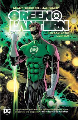 GREEN LANTERN -  INTERGALACTIC LAWMAN TP 01