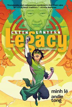 GREEN LANTERN LEGACY -  G.N (ENGLISH V.)