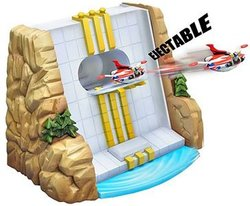 GRENDIZER -  WATERFALL BASE WITH EJECTABLE SPAIZER