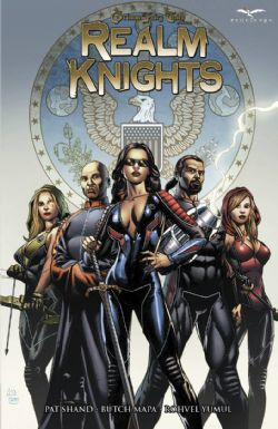 GRIMM FAIRY TALES -  REALM KNIGHTS TP