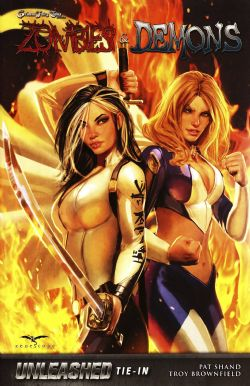 GRIMM FAIRY TALES -  ZOMBIES AND DEMONS TP