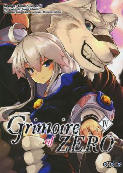 GRIMOIRE OF ZERO -  (FRENCH V.) 04