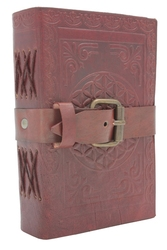 GRIMOIRES -  SMALL LEATHER GRIMOIRE (4