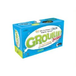 GROUILLE! -  JUNIOR (FRENCH)