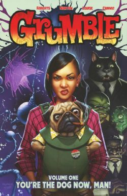 GRUMBLE -  YOURE THE DOG NOW MAN TP 01