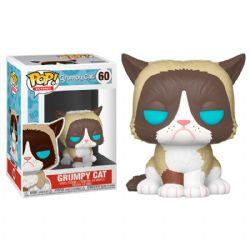 GRUMPY CAT -  POP! VINYL FIGURE OF GRUMPY CAT 60
