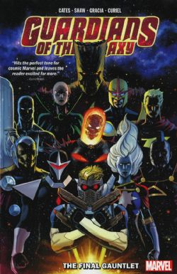 GUARDIANS OF THE GALAXY -  FINAL GAUNTLET TP -  GUARDIANS OF THE GALAXY VOL.5 (2019-) 01