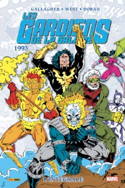 GUARDIANS OF THE GALAXY -  INTÉGRALE 1993