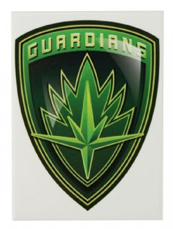 GUARDIANS OF THE GALAXY -  LOGO MAGNET