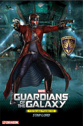 GUARDIANS OF THE GALAXY -  STAR LORD MODEL KIT