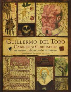 GUILLERMO DEL TORO -  CABINET OF CURIOSITIES - LIVRE USAGÉ