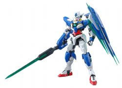 GUNDAM -  00 QAN(T) - CELESTIAL BEING MOBILE SUIT GNT-0000 - MASTER GRADE -  MOBILE SUIT GUNDAM 00