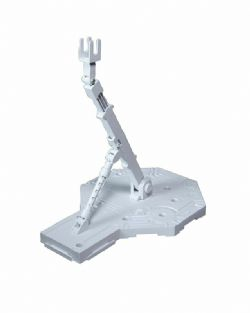 GUNDAM -  ACTION BASE FOT 1/144 HIGH GRADE SCALE MODEL WHITE -  MOBILE SUIT GUNDAM