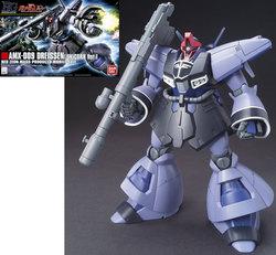 GUNDAM -  AMX-009 DREISSEN (UNICORN VER.), NEO ZEON-<BR>1/144 -HIGH GRADE- -  MOBILE SUIT GUNDAM UNICORN