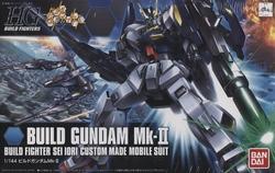 GUNDAM -  BUILD GUNDAM MK-II -<BR> 1/144 MASTER GRADE -  MOBILE SUIT GUNDAM BUILD FIGHTERS