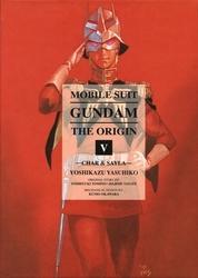 GUNDAM -  CHAR & SAYLA (OMNIBUS) -  MOBILE SUIT GUNDAM: THE ORIGIN 05