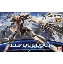 GUNDAM -  ELF BULLOCK -<BR> 1/144 -HIGH GRADE- -  MOBILE SUIT GUNDAM RECONGUISTA IN G
