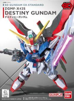 GUNDAM -  EX-STANDARD 009 DESTINY GUNDAM 1/144
