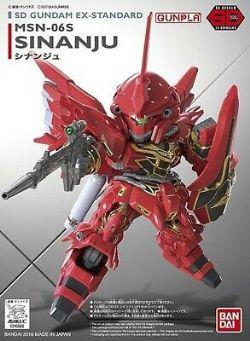GUNDAM -  EX-STANDARD 013 SINANJU