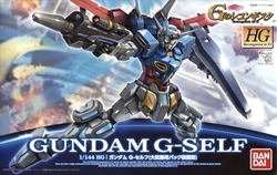 GUNDAM -  G-SELF<BR>1/144 -HIGH GRADE- -  MOBILE SUIT GUNDAM RECONGUISTA IN G