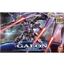 GUNDAM -  GAEON -<BR> 1/144 -HIGH GRADE- -  MOBILE SUIT GUNDAM RECONGUISTA IN G