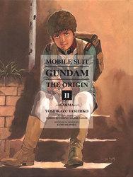 GUNDAM -  GARMA (OMNIBUS) -  MOBILE SUIT GUNDAM: THE ORIGIN 02
