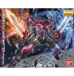 GUNDAM -  GUNDAM EXIA DARK MATTER PPGN-001 -<BR> 1/100 -MASTER GRADE- -  MOBILE SUIT GUNDAM BUILD FIGHTERS