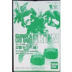 GUNDAM -  GUNPLA LED UNIT SET (GREEN)