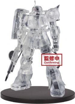 GUNDAM -  INTERNAL STRUCTURE MS-06S CHAR'S CUSTOM VER. -  MOBILE SUIT GUNDAM