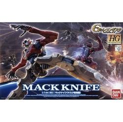 GUNDAM -  MACK KNIFE -<BR> 1/144 -HIGH GRADE- -  MOBILE SUIT GUNDAM RECONGUISTA IN G