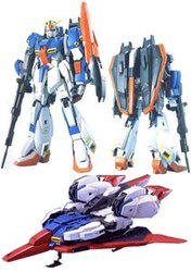 GUNDAM -  MSZ-006 -VARIABLE FORM MOBILE SUIT-<BR>1/60 PERFECT GRADE -  MOBILE SUIT ZETA GUNDAM