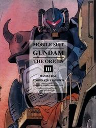 GUNDAM -  RAMBA RAL (OMNIBUS) -  MOBILE SUIT GUNDAM: THE ORIGIN 03
