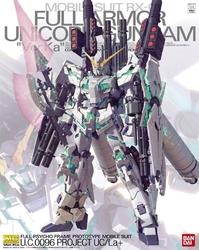 GUNDAM -  RX-0 FULL ARMOR UNICORN GUNDAM VER. KA <BR> 1/100 -MASTER GRADE- -  MOBILE SUIT GUNDAM UNICORN