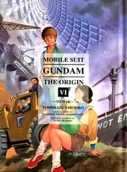 GUNDAM -  TO WAR (OMNIBUS) -  MOBILE SUIT GUNDAM: THE ORIGIN 06