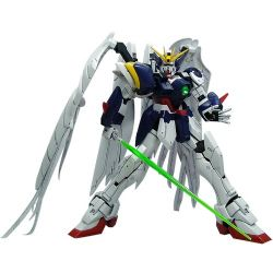 GUNDAM -  W-GUNDAM ZERO CUSTOM - 1/60 PERFECT GRADE -  NEW MOBILE REPORT GUNDAM WING ENDLESS WALTZ