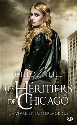 HÉRITIERS DE CHICAGO ,LES -  VIVRE ET LAISSER MORDRE (POCKET FORMAT) 02