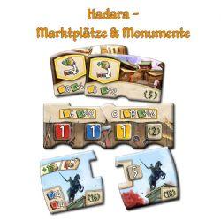 HADARA -  MARKETPLACES & MONUMENTS (ENGLISH)