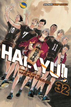 HAIKYU !! -  (ENGLISH V.) 32