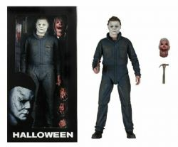 HALLOWEEN -  MICHAEL MYERS ACTION FIGURE WITH ACCESSORIES (1/4 SCALE)