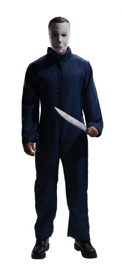HALLOWEEN -  MICHAEL MYERS COSTUME (ADULT)