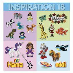 HAMA BEADS -  INSPIRATION BOOKLET 18