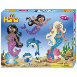 HAMA BEADS -  MERMAID (4000 PIECES)