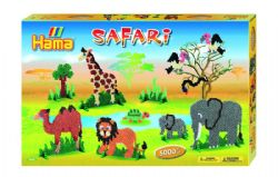 HAMA BEADS -  SAFARI - MIDI (5000 PIECES)