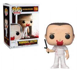 HANNIBAL LECTER -  POP! VINYL FIGURE OF BLOODY HANNIBAL LECTER (4 INCH) 788