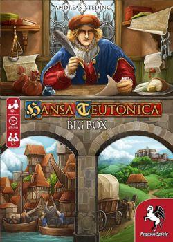 HANSA TEUTONICA -  BIG BOX (ENGLISH)