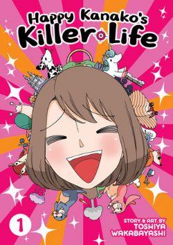 HAPPY KANAKO'S KILLER LIFE -  (ENGLISH V.) 01